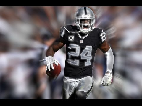 Charles Woodson Tribute:  Raider Legend