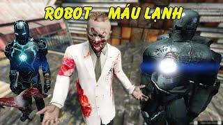 GTA 5 - Con Robot máu lạnh của Tiến Sĩ Zombie | GHTG