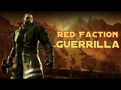 Red Faction: Guerrilla #20 - Collateral Damage / Access Denied (Oasis)