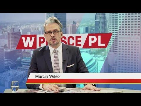 Marcin Wikło przedstawił przegląd prasy