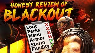 An HONEST REVIEW on COD BLACKOUT - Call of Duty Battle Royale