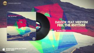 Davick feat. Meryem  - Feel the Rhythm