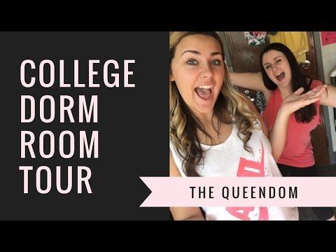 Appalachian State Dorm Room Tour || The Queendom