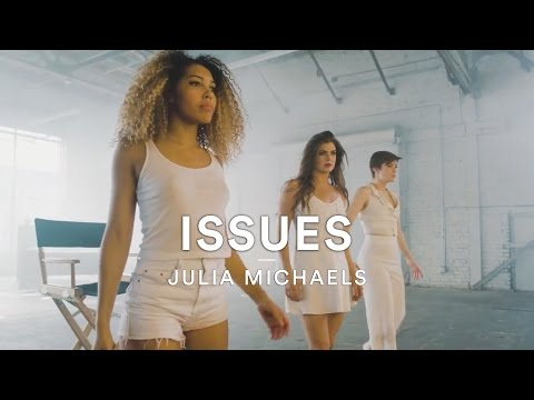 Julia Michaels  Issues  Dance