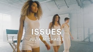 Video Julia Michaels - Issues | Dance Video download MP3, 3GP, MP4, WEBM, AVI, FLV November 2017