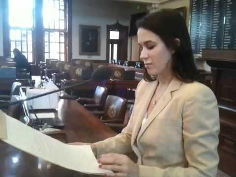 Texas House Reading Clerk