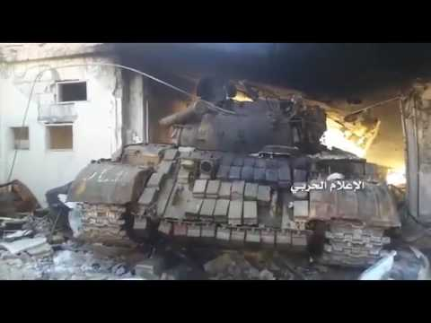 Zabadani after it became free of terrorism 19 04 2017