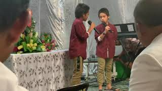 Testimony Special - Amanave AOG