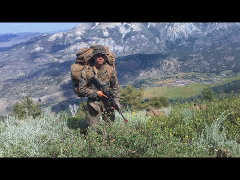 2nd Battalion 8th Marines / Bridgeport California Mountain Warfare Training