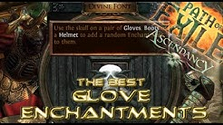 [Path of Exile 2.3] All Glove Enchantmens - Overlooked Utility and Damage