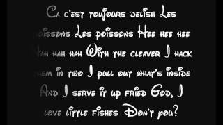 Les Poissons - The Little Mermaid Lyrics