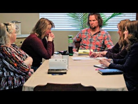 """BAD NEWS FOR FANS...!"" 'Sister Wives' Star Kody Brown Reveals Will 'DIVORCING' His  First Wife Meri"