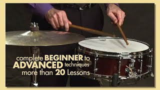 Learn Drums And Percussion From A Master: Lesson 3 Holding Drum Sticks With Perry Dreiman