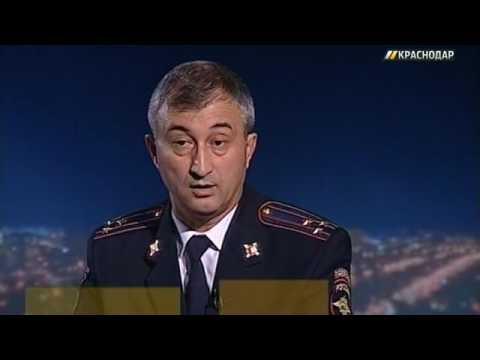 Петр Шевелев, начальник Краснодарского ЛУ МВД РФ на транспорте