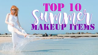 Top 10 Humidity-Proof, Sweat-Proof Makeup FAVS for Summer