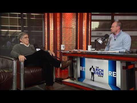 Elliott Gould Reveals He's Attended Some of the Most Iconic Games Ever!  The Rich Eisen
