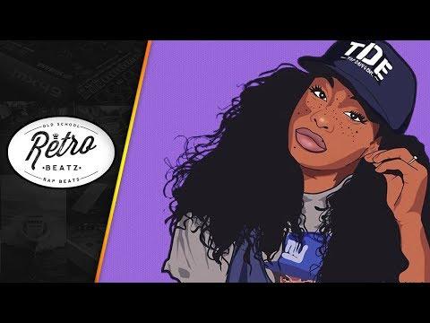 "SZA Type Beat 2017 - ""Just Say"" | Smooth Hip Hop R&B Instrumental"