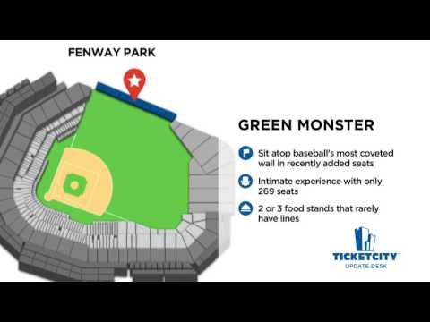 Fenway Park Seat Recommendations - The TicketCity Update Desk