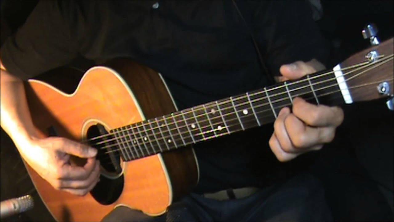 The Parting Glass Fingerstyle Traditional Chords Cover Youtube