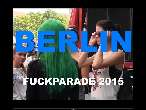 FUCKPARADE 2015 * Berlin, 5. September 2015