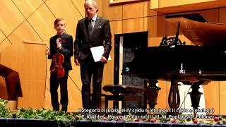 II nagroda i wyróżnienie dla uczniów Państwowej Szkoły Muzycznej w Działdowie