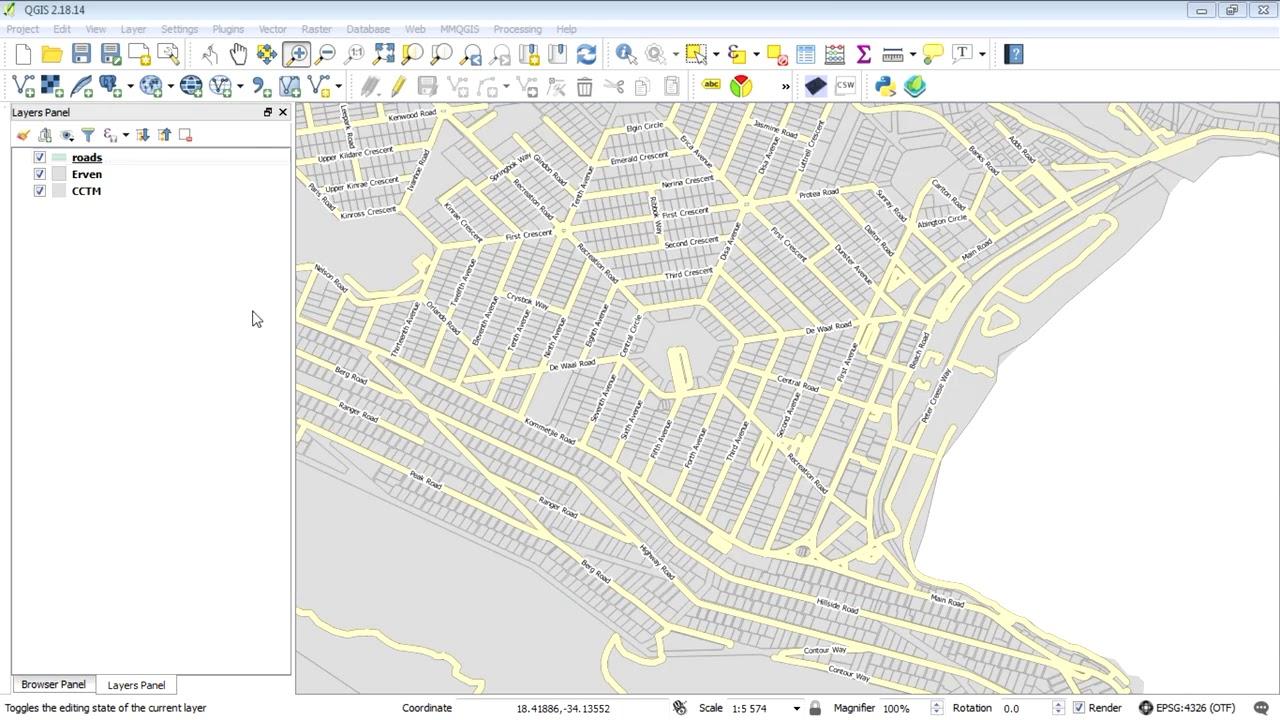 QGIS 2 Web - Creating a webmap
