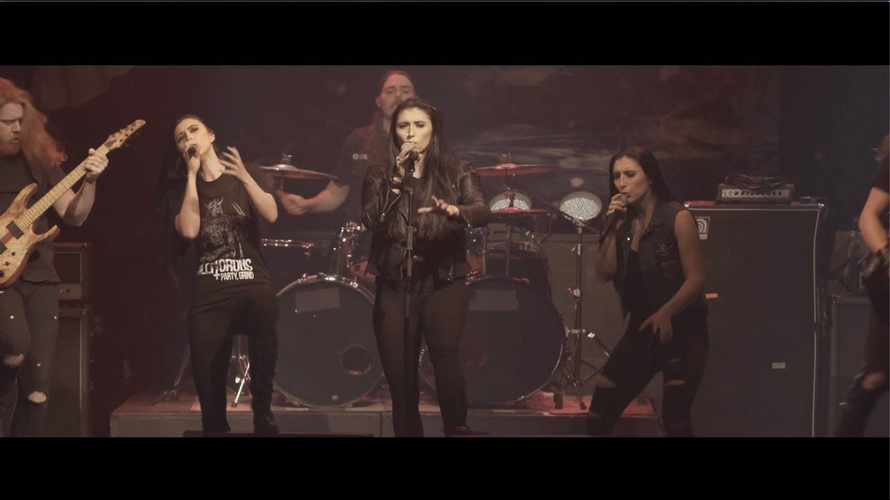 UNLEASH THE ARCHERS - Northwest Passage (Official Video) | Napalm Records