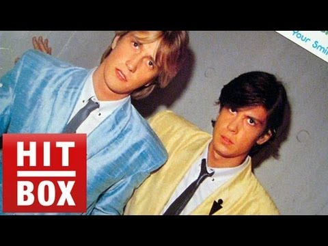 THE TWINS - Ballet Dancer (OFFICIAL VIDEO) '12 INCH CLASSICS AND RARE TRACKS' Album (HITBOX)