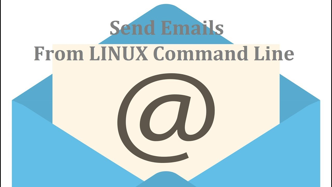 How to Send Email in Linux with Attachment
