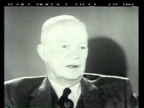Pres. Eisenhower on Face the Nation
