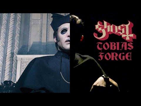 Ghost's Tobias Forge: Creating Cardinal Copia, Killing Papa Emeritus, 'Prequelle' + More