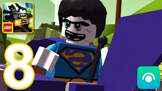 LEGO DC Super Heroes Mighty Micros - Gameplay Walkthrough Part 8 (iOS, Android)