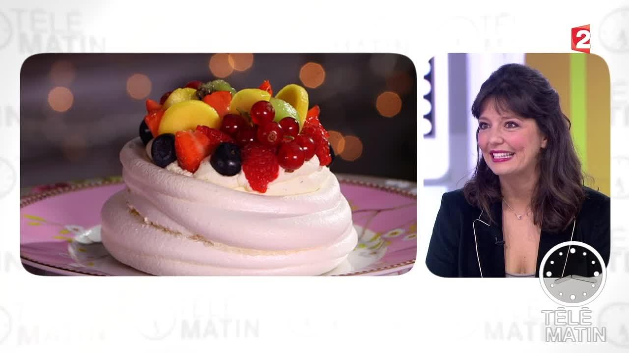 gourmand-pavlova aux fruits - youtube