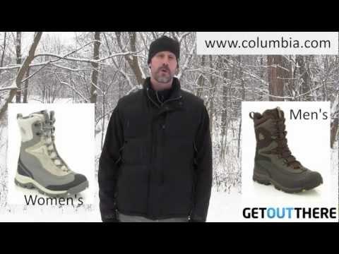 Columbia's Bugaboot Plus XTM Winter Boots