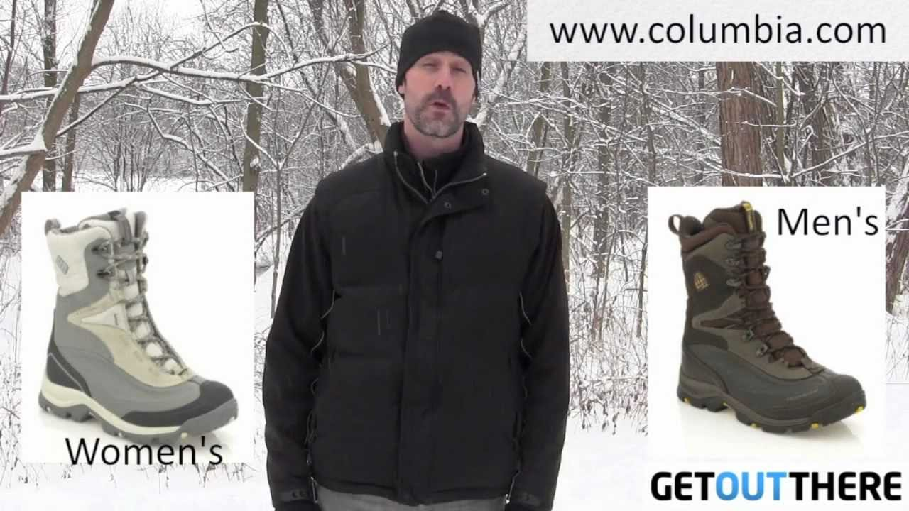 0eafcd8389e Columbia's Bugaboot plus XTM Winter Boots