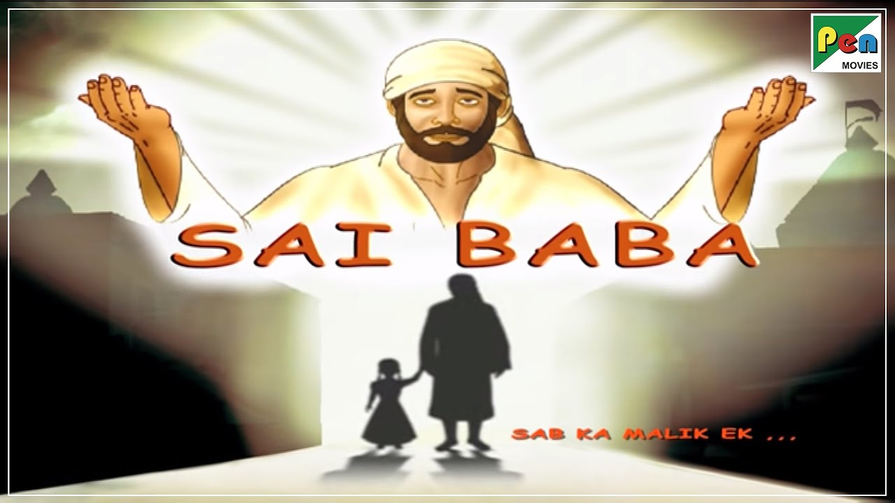 "Download Sai Baba ""Sab Ka Mailk Ek"" Animated Movie With English Subtitles 