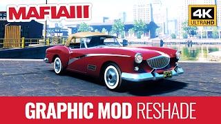 Mafia 3 🎨 GRAPHIC MOD RESHADE (Download) ● 4K