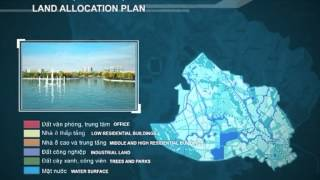 Master plan of construction of the Vinh Phuc metropolitan to 2030, vision to 2050