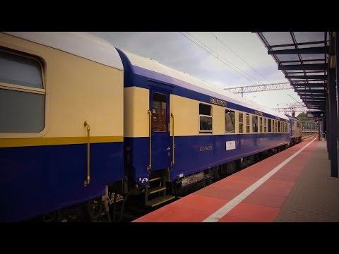 Golden Eagle Danube Express - skład z zewnątrz