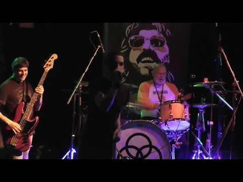 BONHAM DRUM SHOW 2 Jerry Mercer plays LED ZEPPELIN L'Alizé 2015