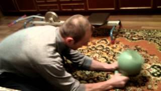Упражнение с гирей 24 кг.(Это видео загружено с телефона Android., 2012-03-12T19:06:46.000Z)