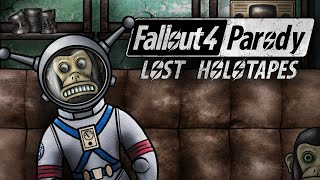 Fallout 4 Parody: The Lost Holotapes (Bloopers & Outtakes)