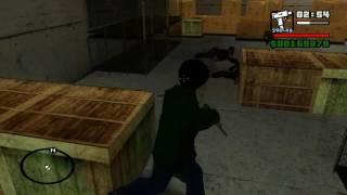 GTA: San Andreas 97# - Missão: Fim da Linha!!!(Ultima Missão!!!!)