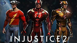 Injustice 2 Online - THE FLASH FAMILY RETURNS!