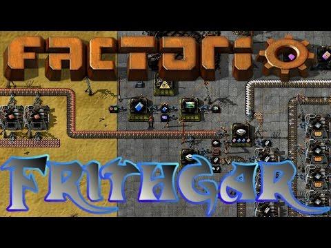 Factorio #38: Rocket Construction!
