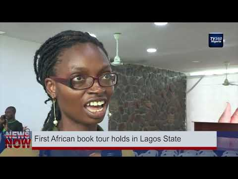 First African book tour holds in Lagos State