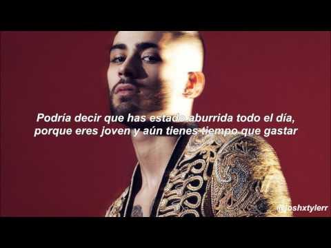 Zayn ft. Partynextdoor: Still got time (traducción al español)