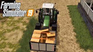 #75 - Mod PICCOLO CASSONE CHE PUÒ CARICARE TUTTO -  FARMING SIMULATOR 19 ITA RUSTIC ACRES
