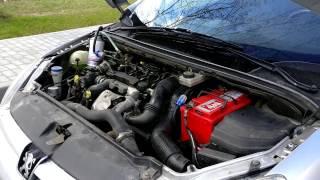 Промывка дизельных систем LAVR ML102 Diesel System Purge, 1.6 HDI,  Сканер DELPHI DS150E