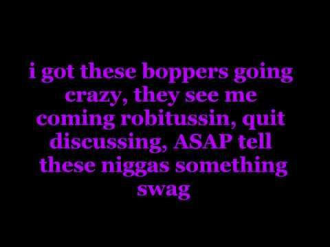 Purple Swag Lyrics - A$AP Rocky